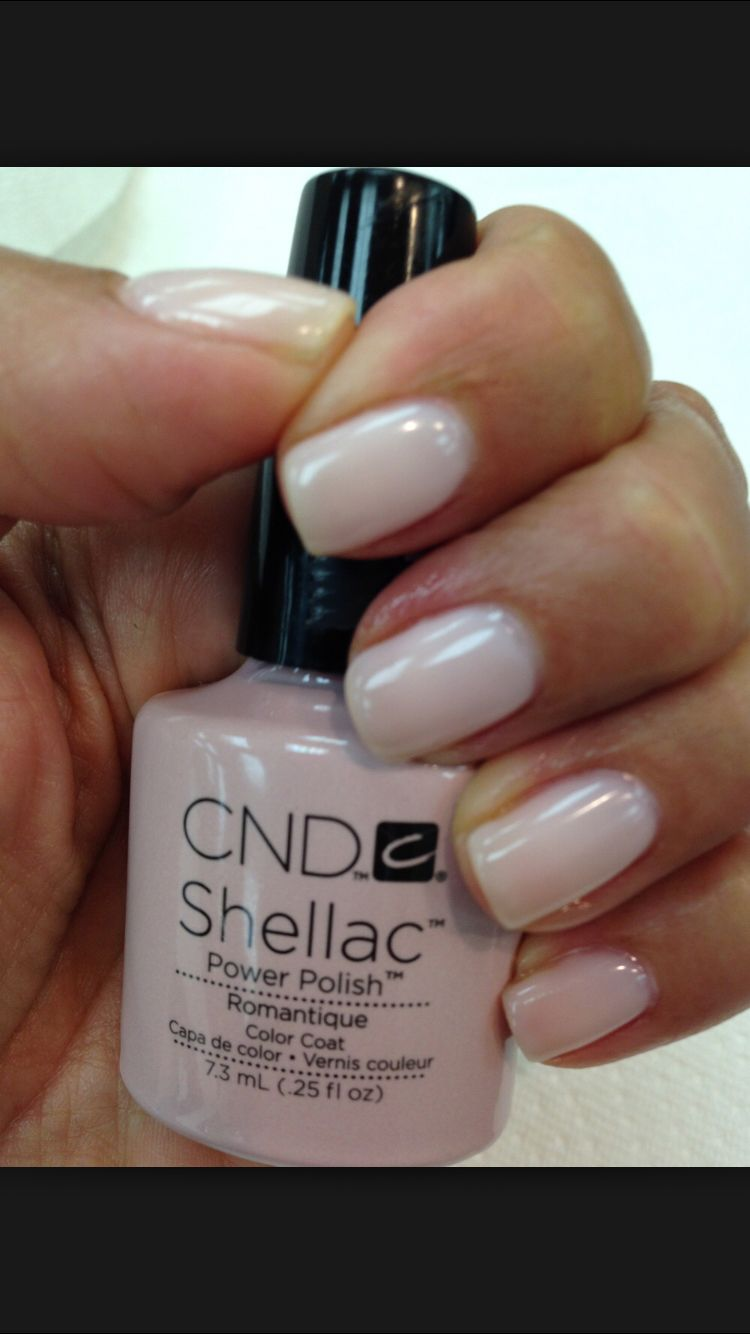 Mani Monday: The Perfect Natural Manicure