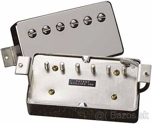 Gibson Burstbucker 1+2 snímače - 1 130€