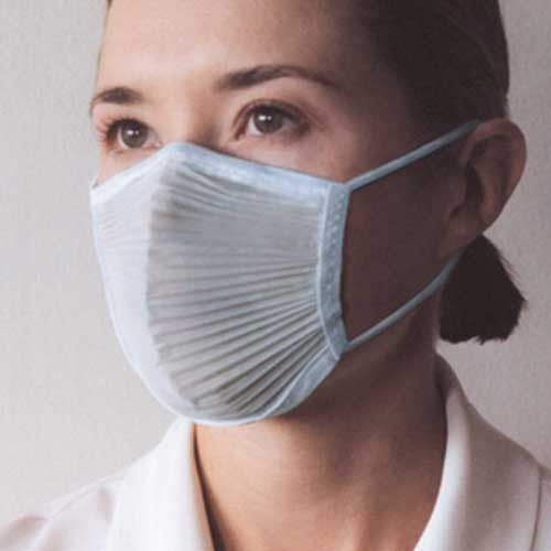Qmask - Dust Allergy Breathing And Pollen Mask Mask