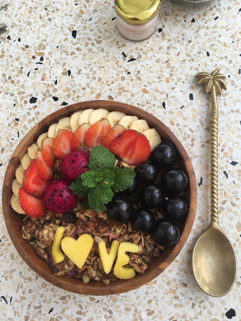KYND smoothiebowl bali Voedsel ideeën, Drakenfruit, Eten