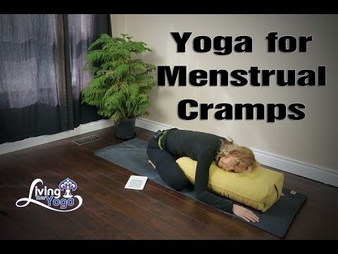 yoga for menstrual cramps  cramp relief naturally