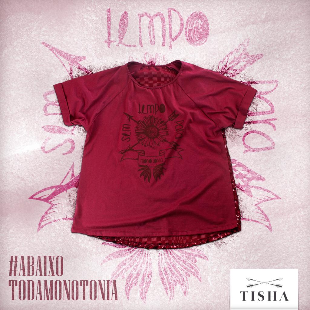 #abaixotodamonotonia #tee #tisha #arte #moda