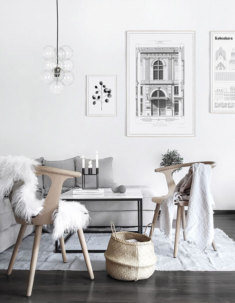 Winter Living Room Makeover (Only Deco Love)