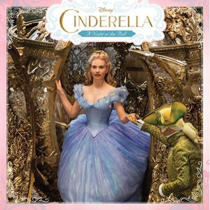 Cinderella A Night At The Ball Level 2 Disney Storybook