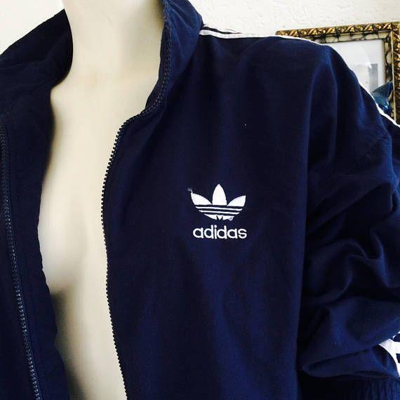 Veste ADIDAS Vintage vêtements de sport Vintage Vintage