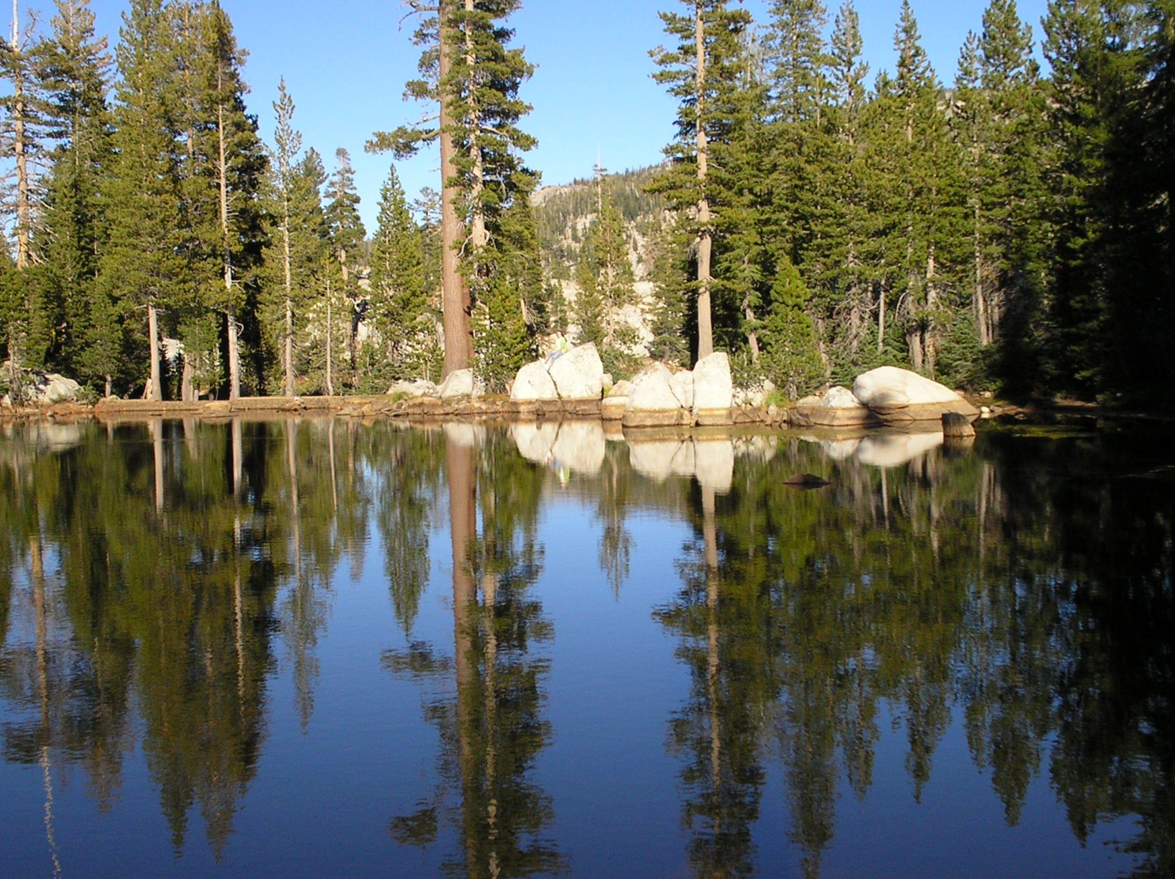 Mosquito lake alpine county ca california photos day