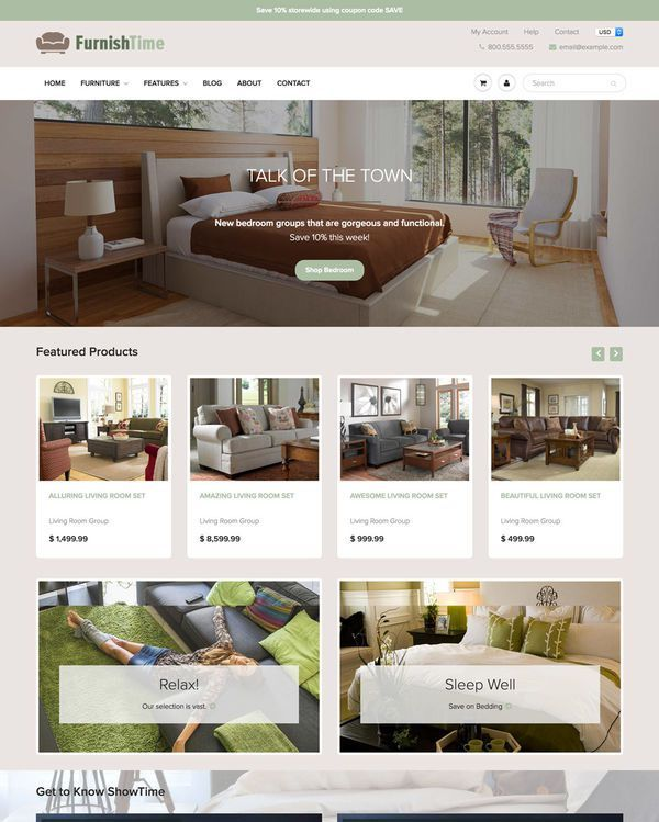 Make Yourself Comfortable with these Great Furniture Website