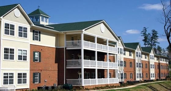 Weatherstone Spring Apartments Seniors Guide Online Retirement