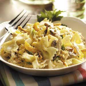 Easy dinner recipes pasta chicken