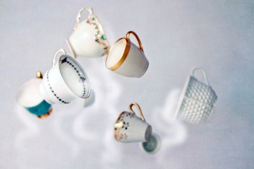 Spinning tea-cups
