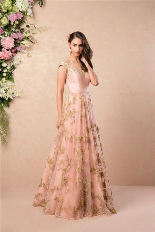 Spring Dresses for Formal Receptions