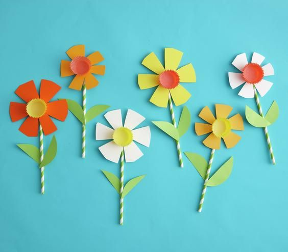 Flower craft ideas wonderful spring summer mothers day ideas easy easter crafts for kids mightylinksfo
