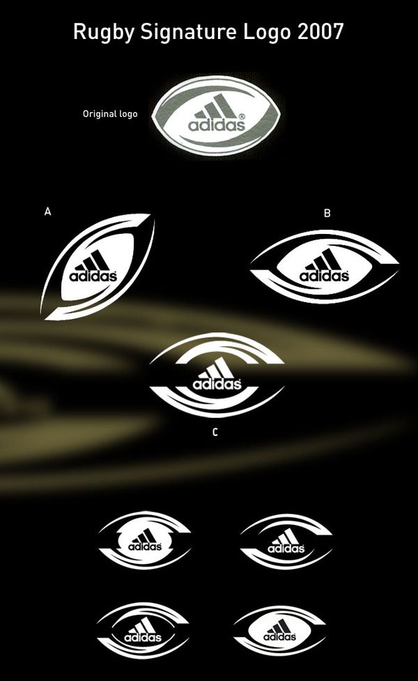 Adidas Rugby Logo Graphic Design Logos Pinterest Rugby