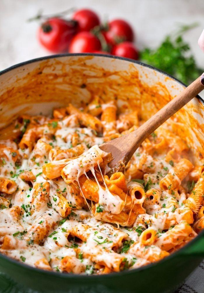 ▷ 1001 + Ideen für schnelle Rezepte fürs Mittagessen #chickenparmesan