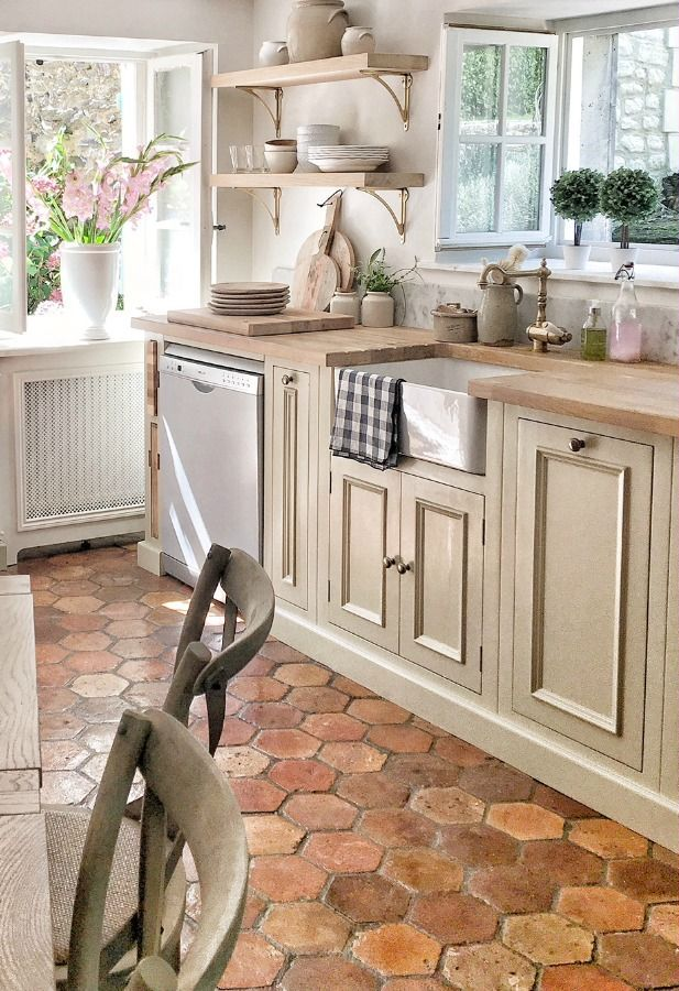 Photo of Stunning European Country Kitchen Design Inspiration – Hello Lovely