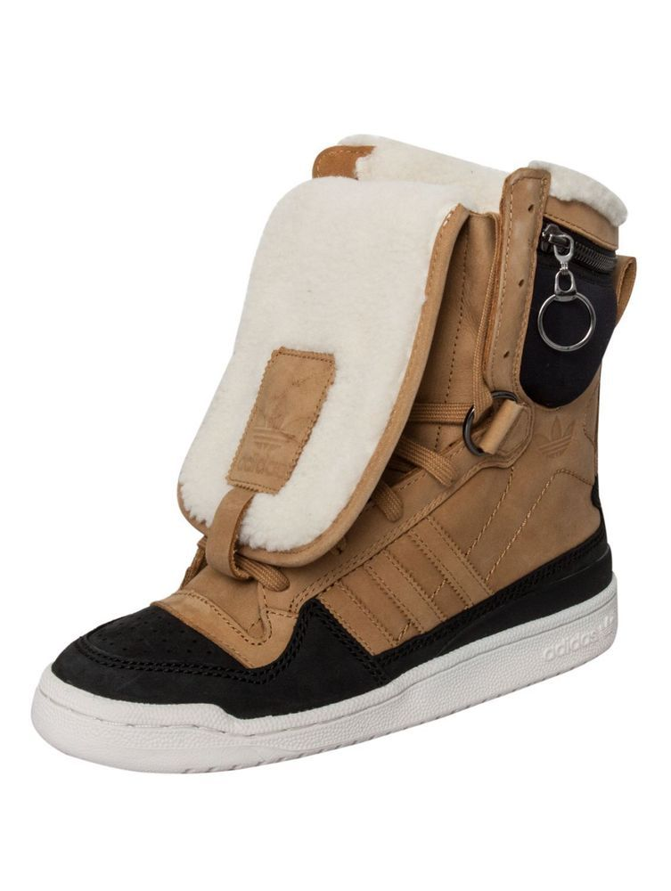 free shipping 5425b 54ac3 Adidas Jeremy Scott Tall Boy Winter Shoes  AdidasJeremyscott   AthleticFashionSneakers
