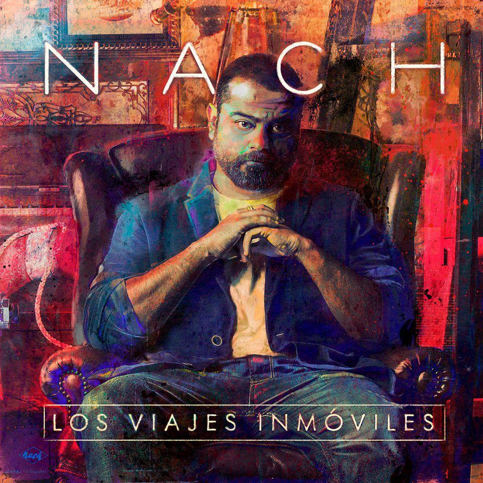 Nach Los Viajes Inmóviles Rap Español Portadas Artistas