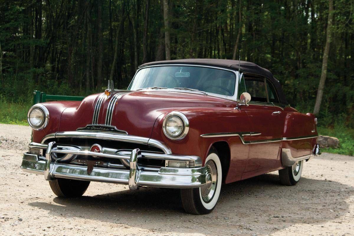 1953 Pontiac Chieftain | Old Rides 5 | Pinterest | 50s cars, Cars ...