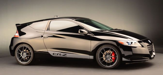 Honda Cr Z Hpd Supercharged Pinterest And