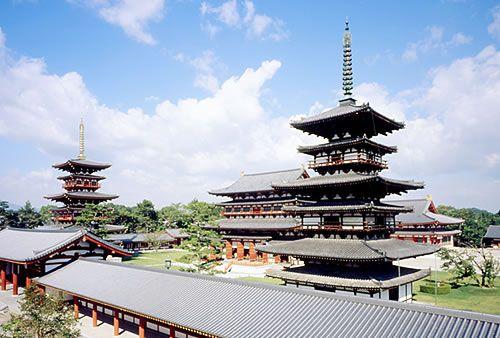 お寺の紹介-薬師寺公式サイト|Guide-Yakushiji Temple | 奈良 観光 ...