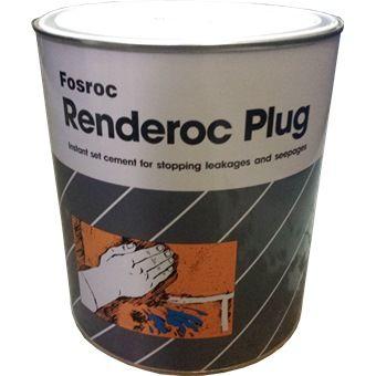 Fosroc hydroplug 4 5 kg | Chemical Products | Hardware