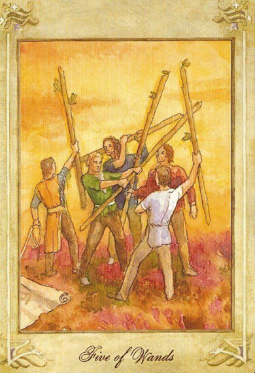 Галерея Llewellyn Tarot – 80 фотографий | Tarot Cards ~ Wands in