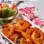 The Best Crispy Buffalo Shrimp Recipe   gritsandpinecones.com