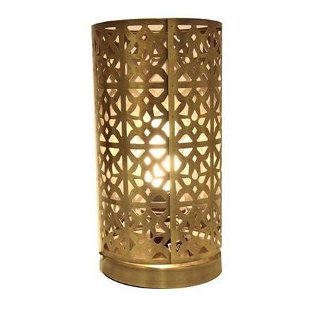 Bathroom Lights Dunelm metal cut out table lamp | dunelm | bedroom ideas | pinterest