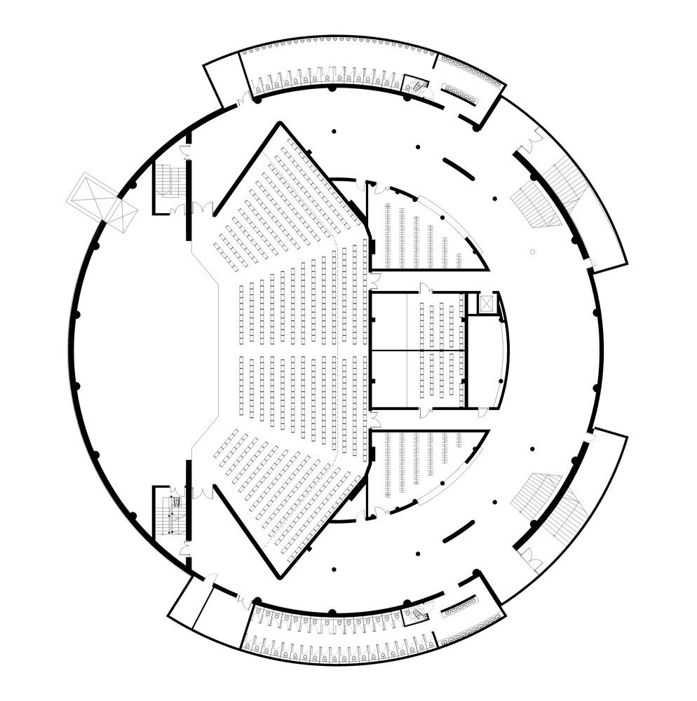 church floor plans free designs free floor plans building gallery of palanga concert hall uostamiescio projektas 22
