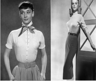 ladies fashion 50s | Fashions of the 1950's | Pinterest | 50 ...