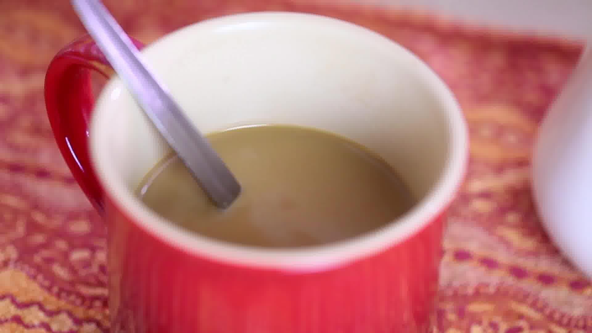 How to make better tasting instant coffee coffee drink