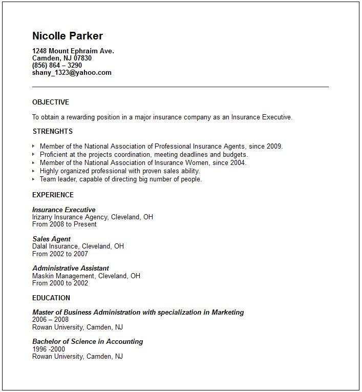 Targeted Resume Template 2015 Http Www Jobresume Website Targeted Resume Template 2015 5 Job Resume Examples Resume Examples Bank Teller Resume