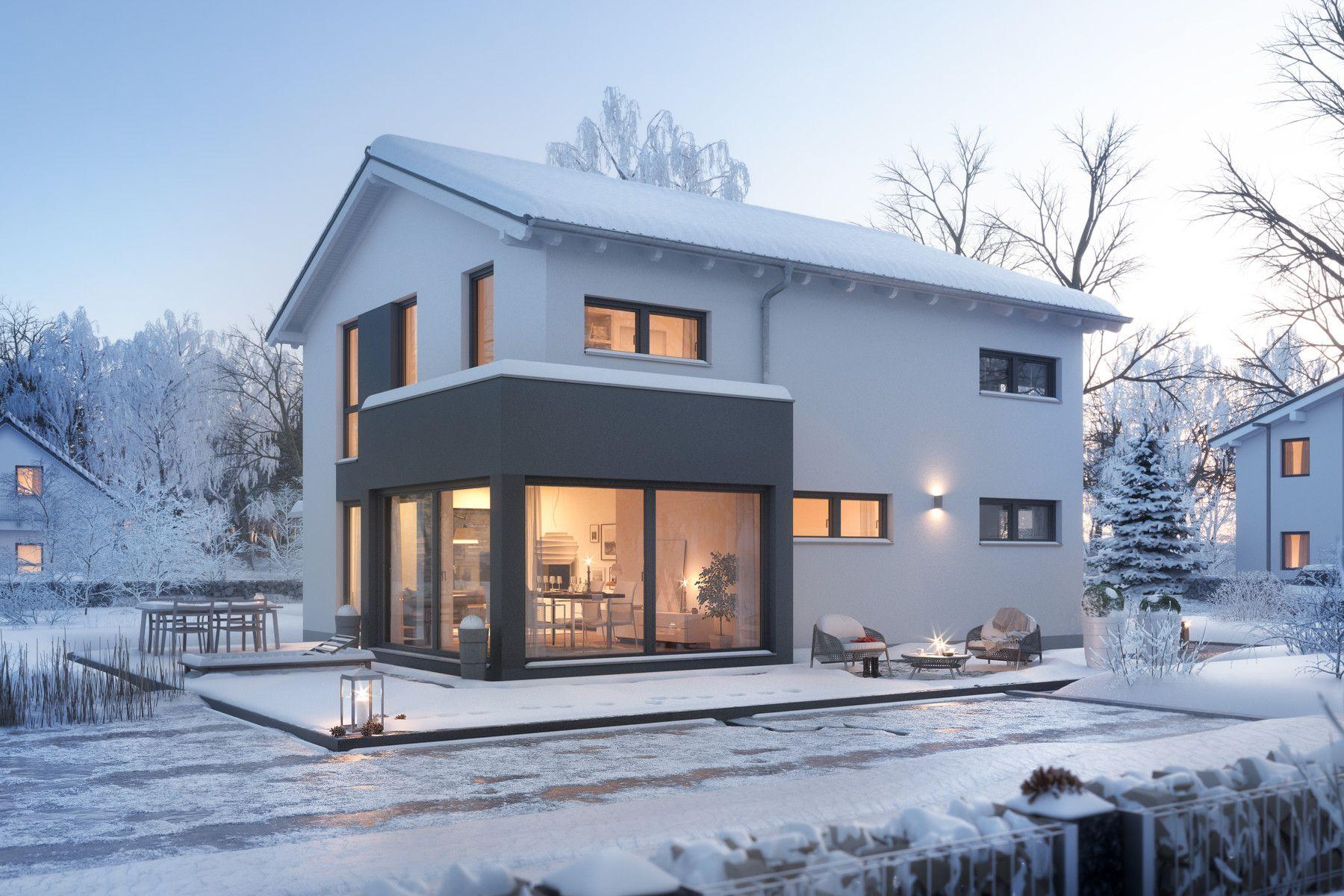 Allea Modernes Haus mit Erker und Charme