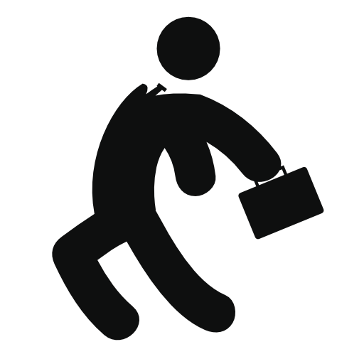Worker Running Free Vector Icons Designed By Freepik Free Icons Vector Icon Design Vector Free