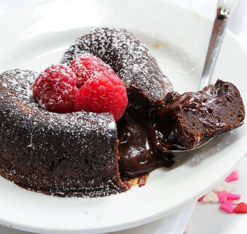 Lava-Cake-Rezept: Blitz-Schokokuchen in nur 20 Minuten!