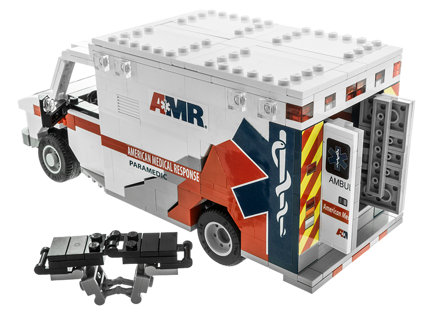 Pin by ashleigh grant on wyatt 39 s stuff lego ambulance lego truck lego projects - Lego ambulance ...