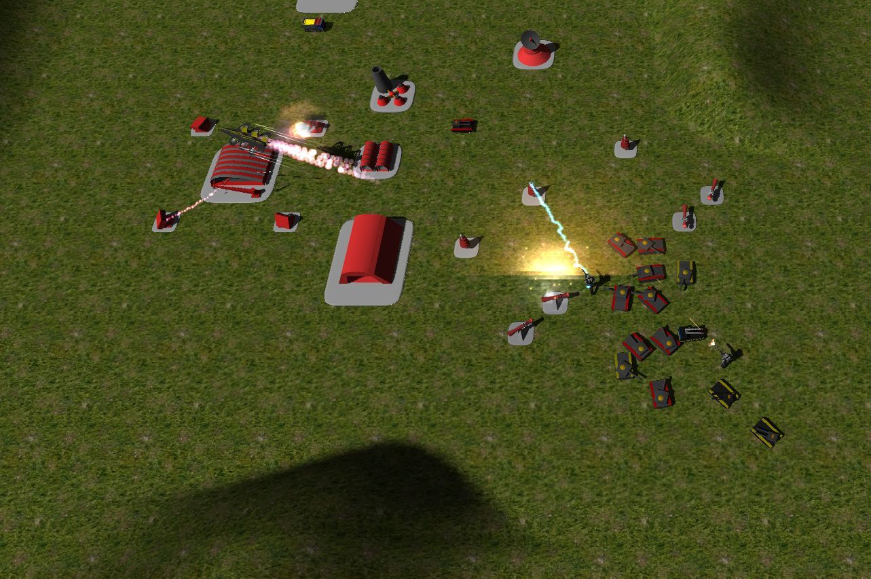 Unity 3D Development Tutorials / RTS engine open source