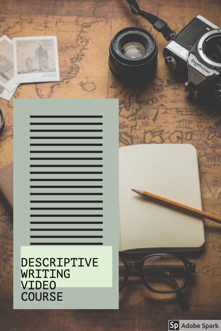 Descriptive Writing Video Course
