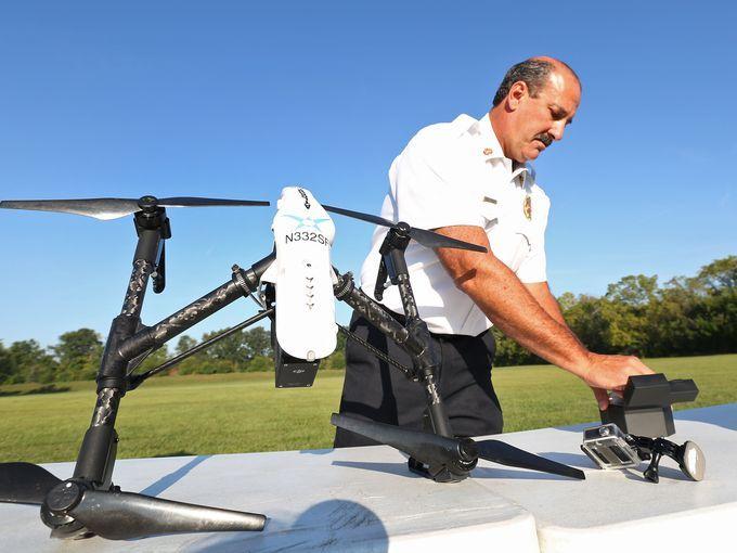 Wayne Township fire department begins drone operations - http://zerodriftmedia.com/wayne-township-fire-department-begins-drone-operations/