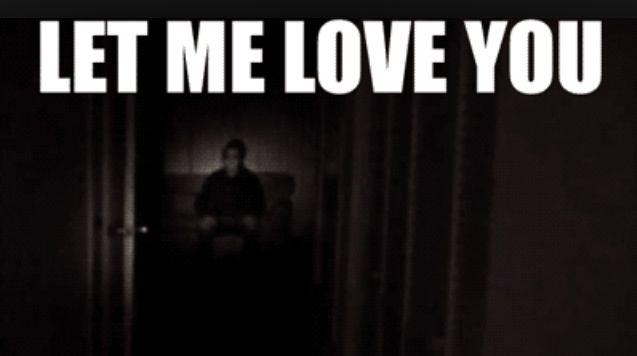 LET ME LOVE YOU x'D