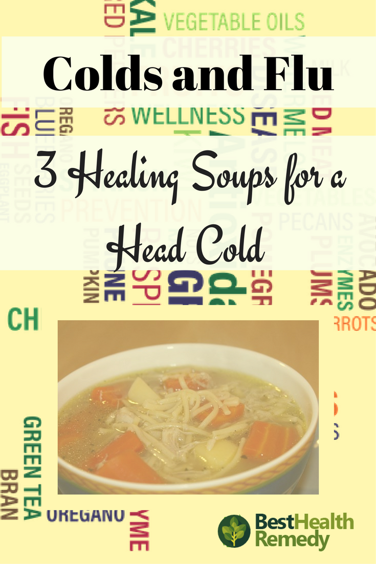 Watch 3 Soups That Fight Cold Flu video