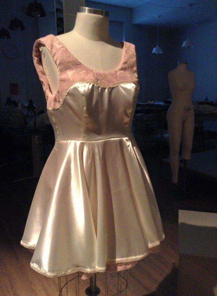 forro do vestido