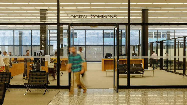 5 | The Public Library Wants To Be Your Office | Fast Company | business + innovation
