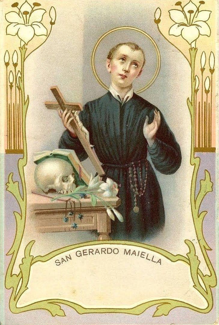 St Gerard Majella