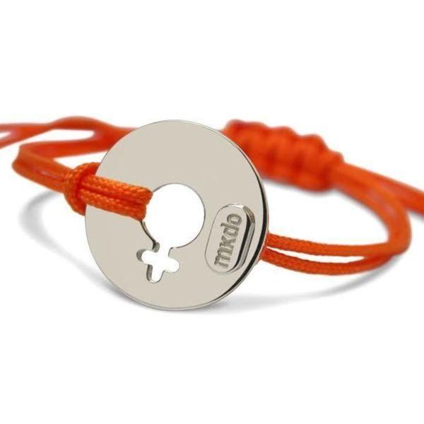 Bracelet Disco girl (argent massif) (Mikado) sur PremierCadeau.com