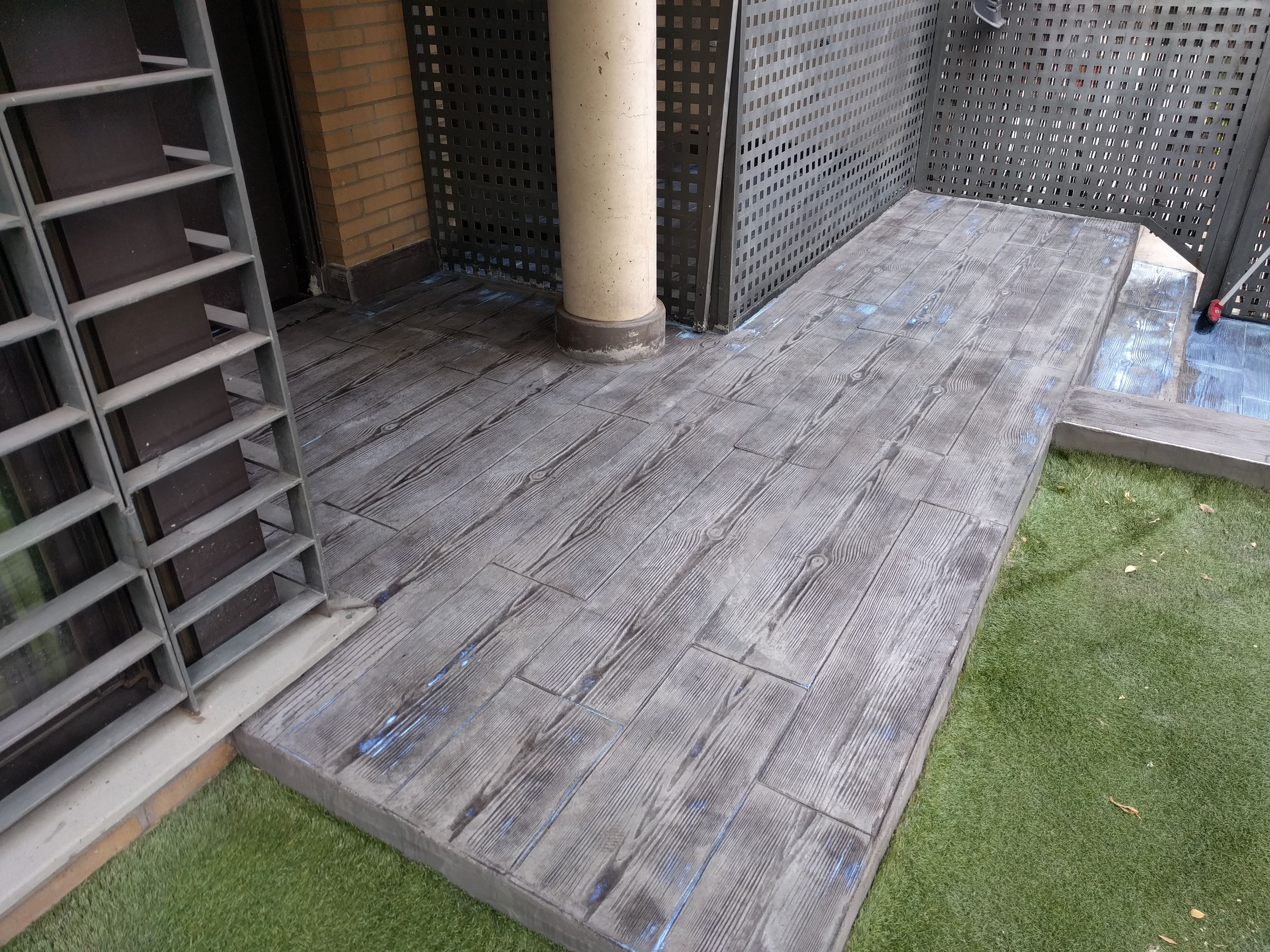 Suelos de exterior imitacion madera fabulous good with suelos de exterior imitacion madera with - Plaquetas suelo exterior ...
