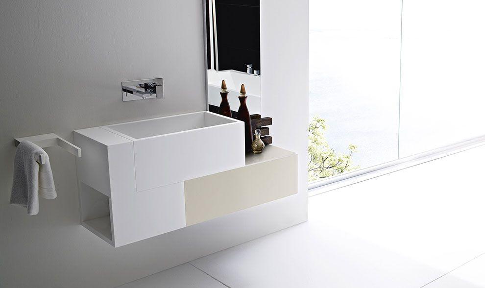 Vasca Da Bagno Vanity Prezzo : Lavabi bagno a parete o in appoggio piatti doccia e vasche da bagno