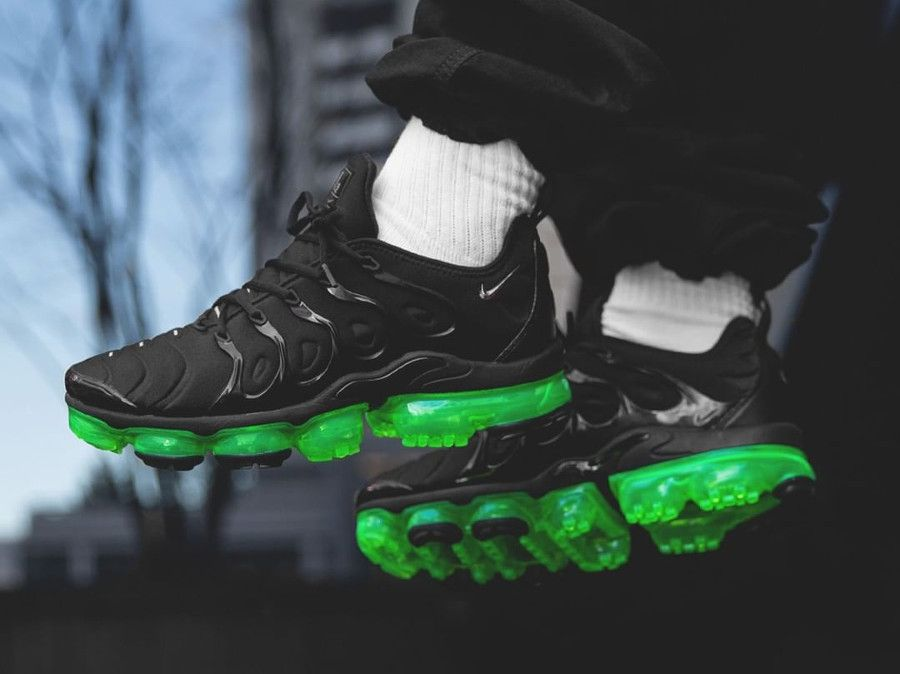 air vapormax tn noir