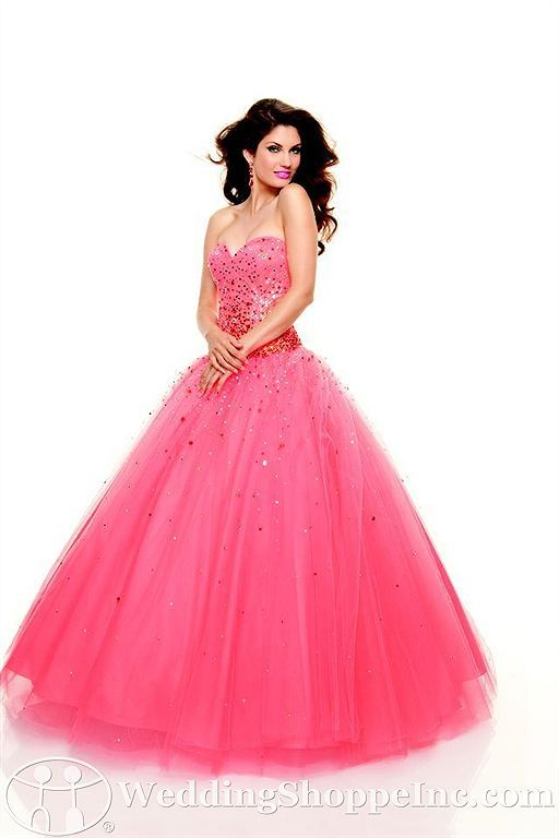 Paparazzi by Mori Lee Prom Dress 93047 from Grand Prom by the ...