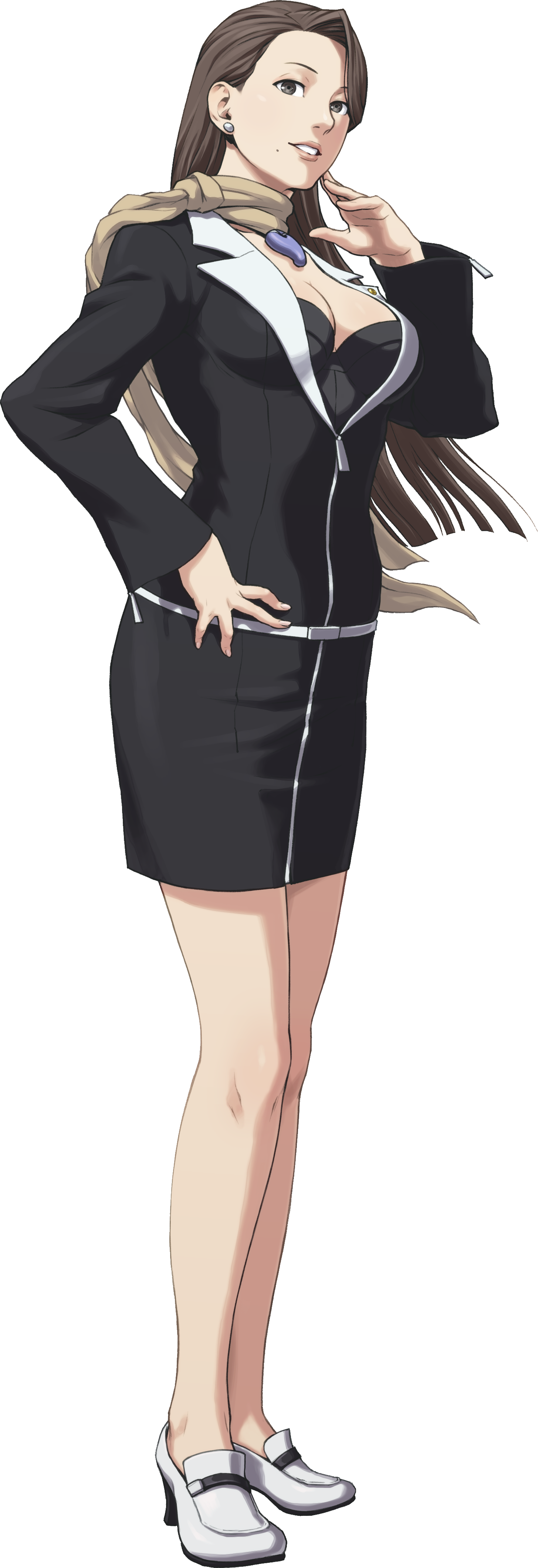 Mia 3 Phoenix Wright Ace Female Characters A very hot big boobie booty defence attorney who is also dead mia is gone. mia 3 phoenix wright ace female